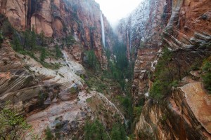 Trail to Angels Landing, Zion National Park